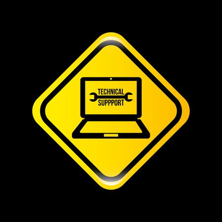 computer support: supporto informatico di progettazione Vettoriali