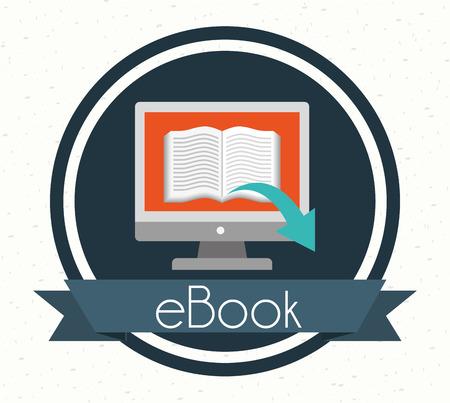 ebook: ebook icon design