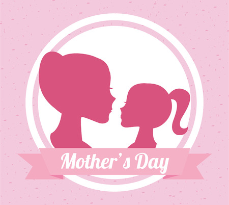 daughter: mothers day design
