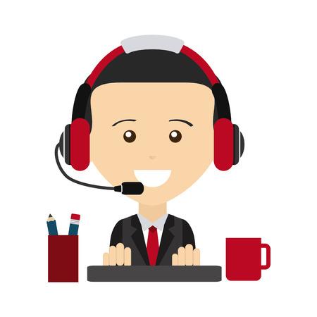 callcenter: office concept design
