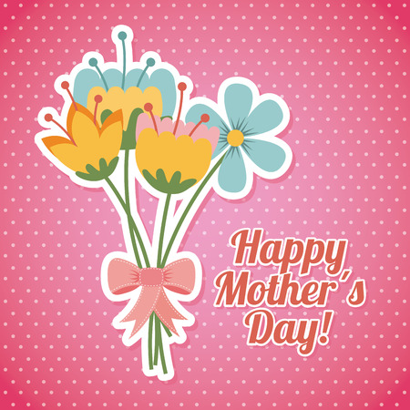 mother: mothers day design, vector illustration eps10 graphic