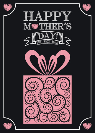 mothers day: mothers day design, vector illustration eps10 graphic