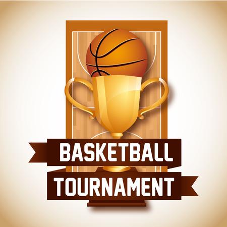 balon de basketball: dise�o de deporte de baloncesto, ilustraci�n vectorial