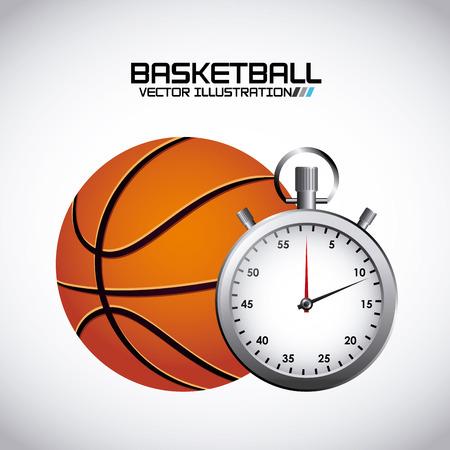 basketball sport design, vector illustration eps10 graphic Illustration