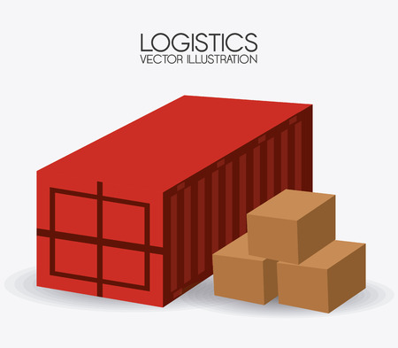 article marketing: Delivery design over white background,vector illustration.