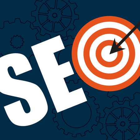 search engine optimization design, vector illustration eps10 graphic Illustration