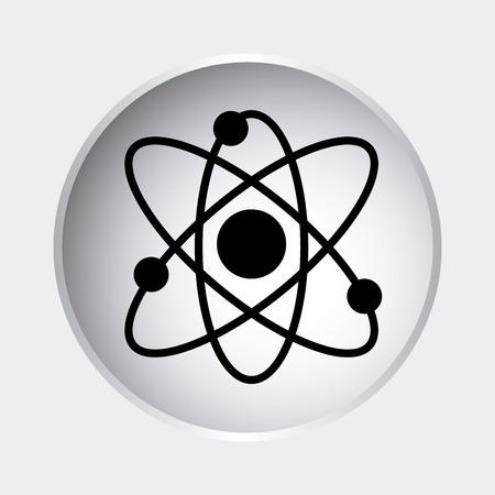 atomic: molecule atomic design graphic
