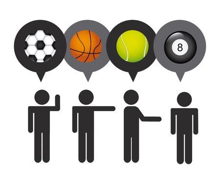 balon de basketball: diseño bolas deporte