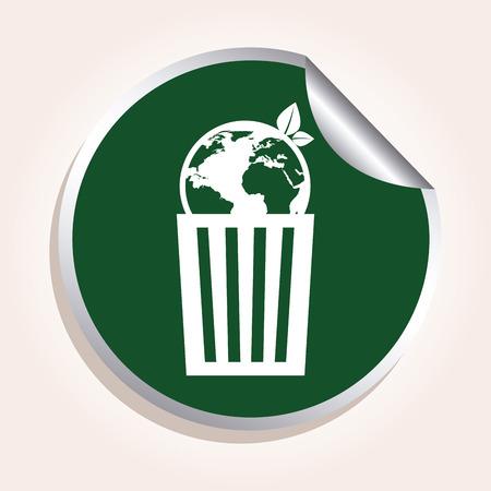 ecology concept design Banco de Imagens - 37511014