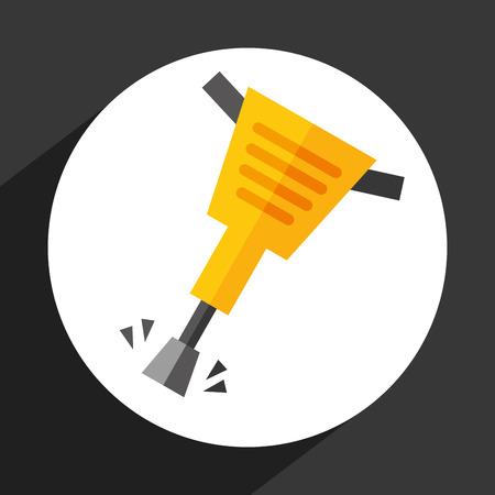 tools icon design, vector illustration eps10 graphic Illustration