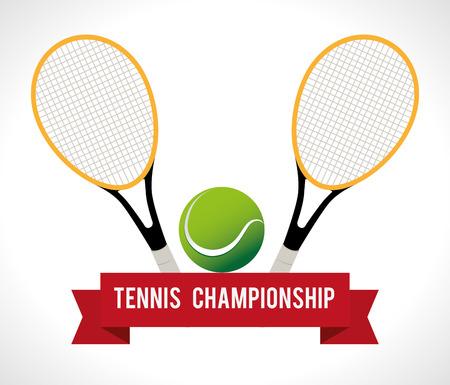 sport balls: Sports design over white background, vector illustration.