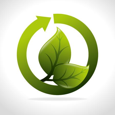 poison arrow: Energy design over white background, vector illustration. Illustration
