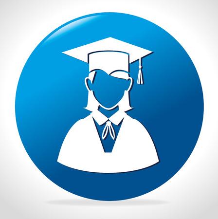 Education design over white background, vector illustration. Imagens - 37830804