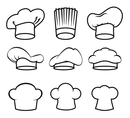 chef kitchen: Restaurant design over white background, vector illustration.