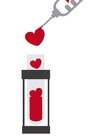 donate blood design.
