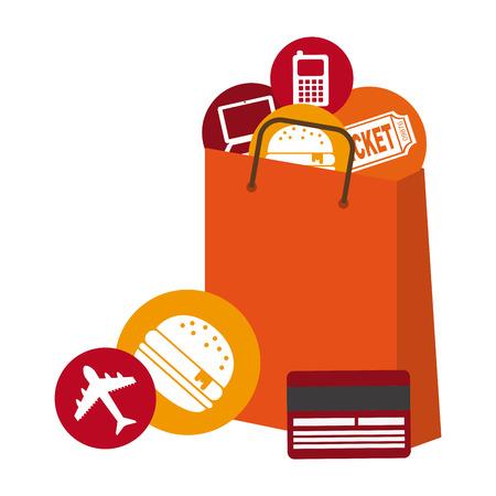 commerce: commerce concept design.