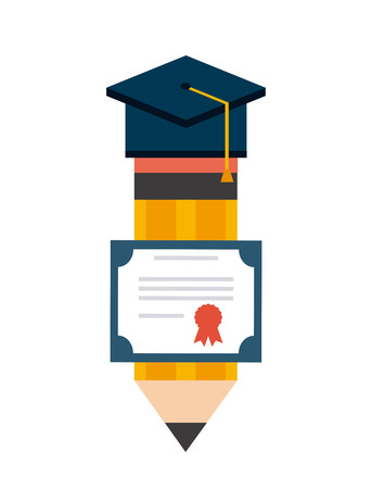 graduation icon design.