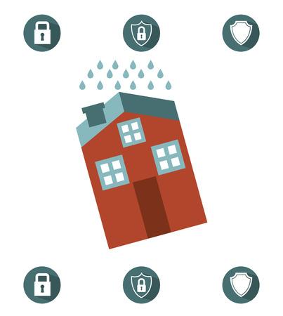 guard house: insurance concept design