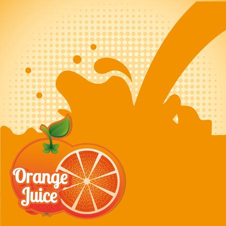 juice fruit design