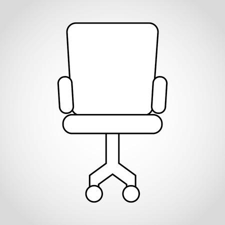 ergonomic: chair office design