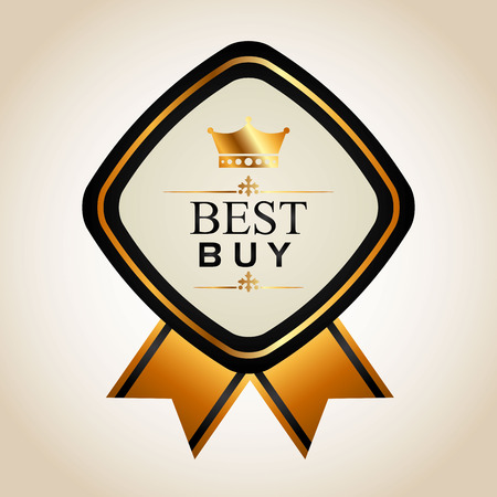 best buy design Vector