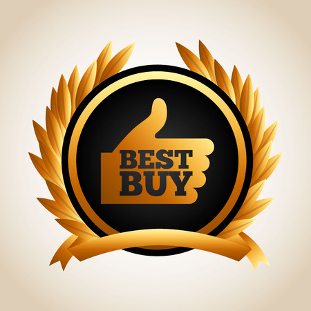 best buy design, vector illustration eps10 graphic Vector