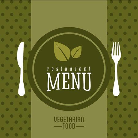 menu tool: vegetarian food design