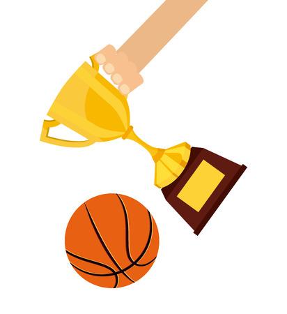 balon baloncesto: dise�o de deporte de baloncesto, ilustraci�n vectorial gr�fico
