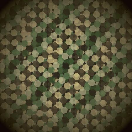 camoflage: military camouflage design, vector illustration eps10 graphic Illustration