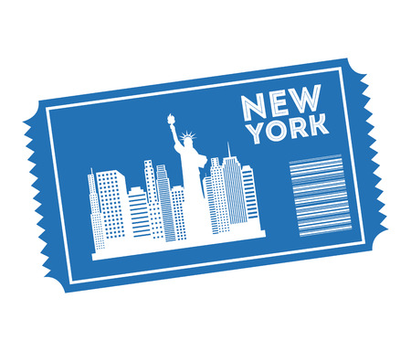 new york design, vector illustration eps10 graphic Vector