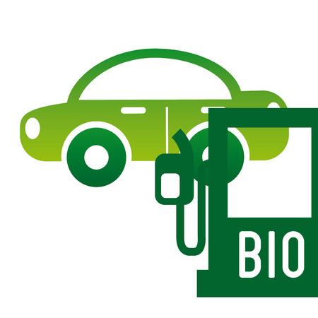 bio fuel: bio fuel design, vector illustration eps10 graphic
