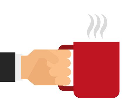 con: businessman icon con design, vector illustration graphic
