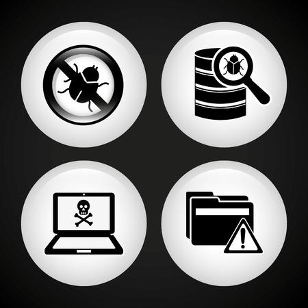 protected database: dise�o de centros de datos, ejemplo gr�fico del vector eps10