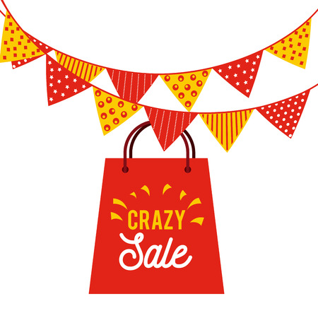 shopping tag: shopping tag design, vector illustration graphic