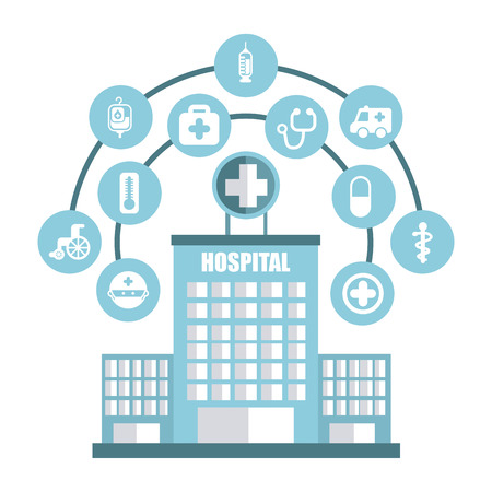 a snake in a bag: medical icon design, vector illustration eps10 graphic Illustration