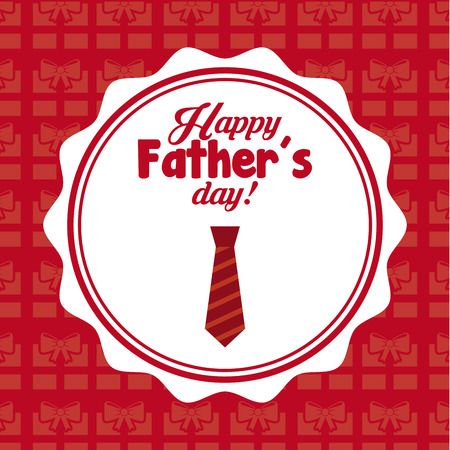 fathers day: fathers day design, vector illustration  Illustration