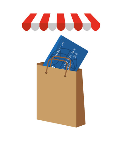 retail place: shopping icon design, vector illustration eps10 graphic