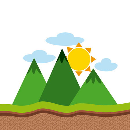 natural resources: natural resources design, vector illustration eps10 graphic Illustration