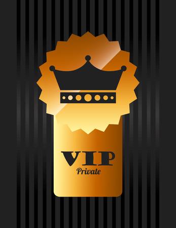 queen of clubs: vip membership design, vector illustration graphic
