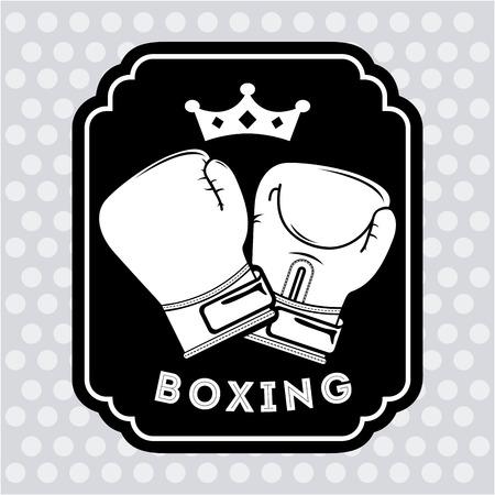 contender: boxing sport design