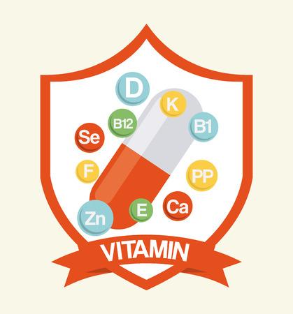 supplements: vitamins and supplements design
