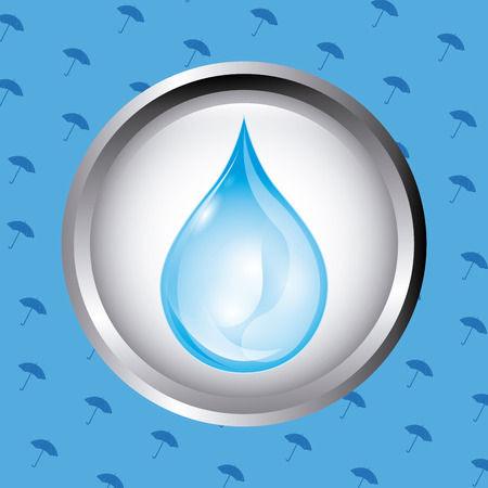 water concept: water concept design, vector illustration