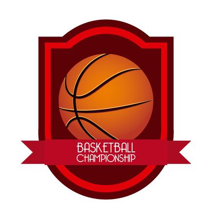 balon baloncesto: dise�o del deporte emblema