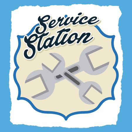 refuel: gas station design