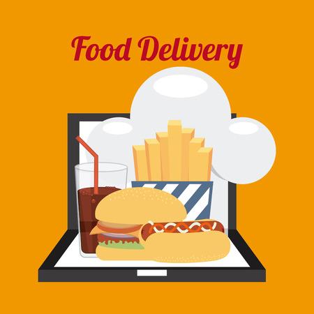 delivery food design