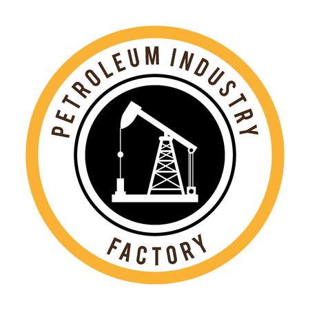 enviroment: Industry design over white background, vector illustration.
