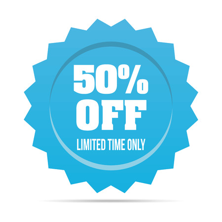 special offer design, vector illustration