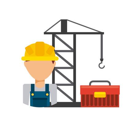 manufacturing icon design, vector illustration