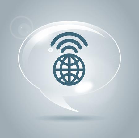 computer icon design, vector illustration