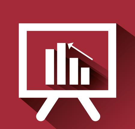 interface scheme: Digital design, vector illustration